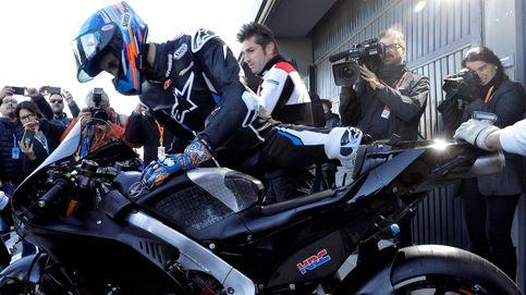 Álex Márquez se sube a la Honda de MotoGP