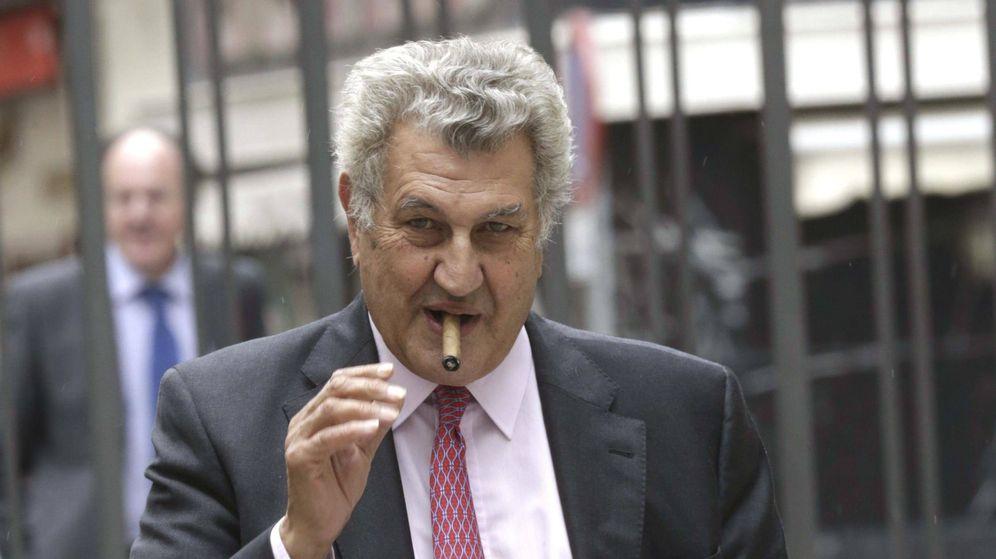 Foto: El expresidente del Congreso, Jesús Posada. (Foto: EFE)