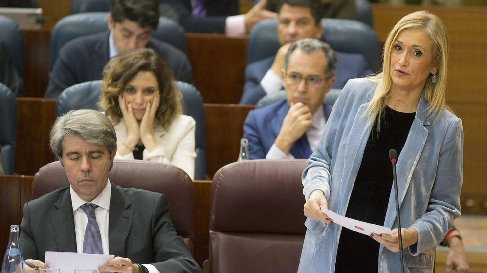 Foto: La presidenta regional, Cristina Cifuentes. (EFE)