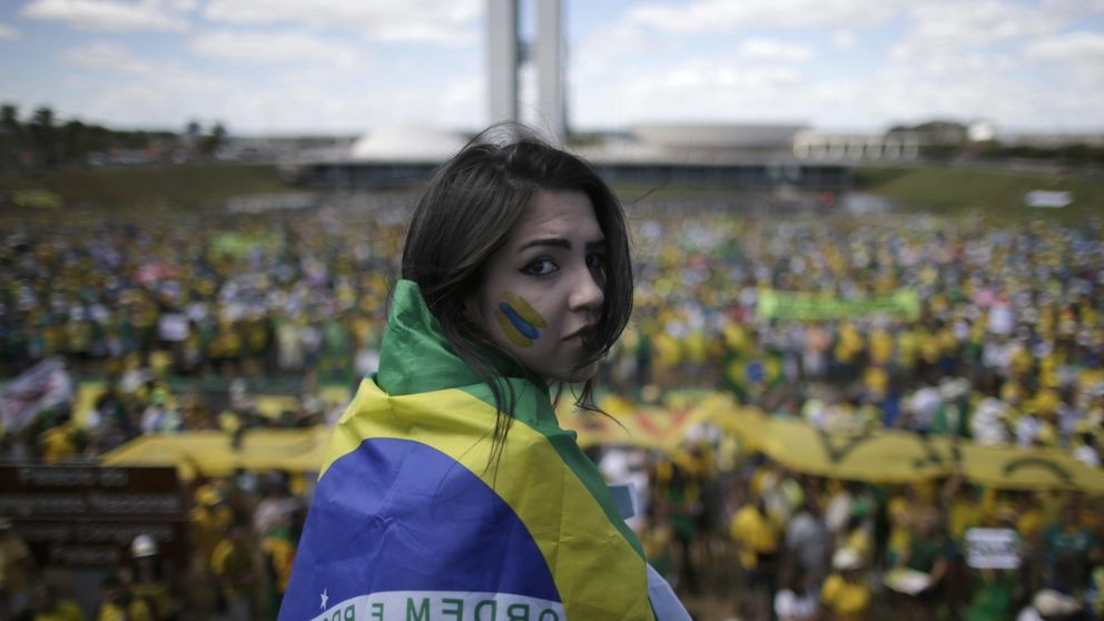 Recesión en Brasil. ¿Peligro para España?