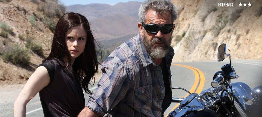Foto: Mel Gibson, en el filme.