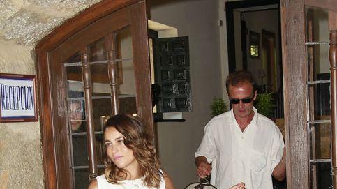 Alessandro Lequio y María Palacios, padres de una niña llamada Ginevra