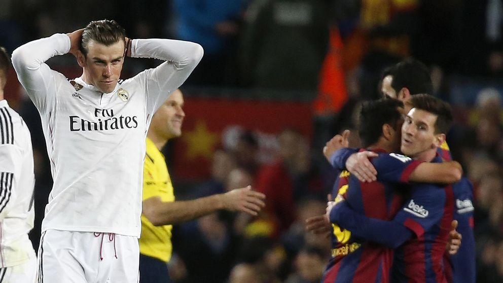 Ni el pequeño Nicolás se perdió el Clásico del Camp Nou