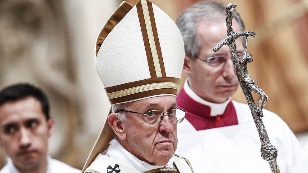 Salvemos la Iglesia del papa Francisco