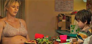 Post de 'Tully': Charlize Theron y el escabroso martirio de ser madre
