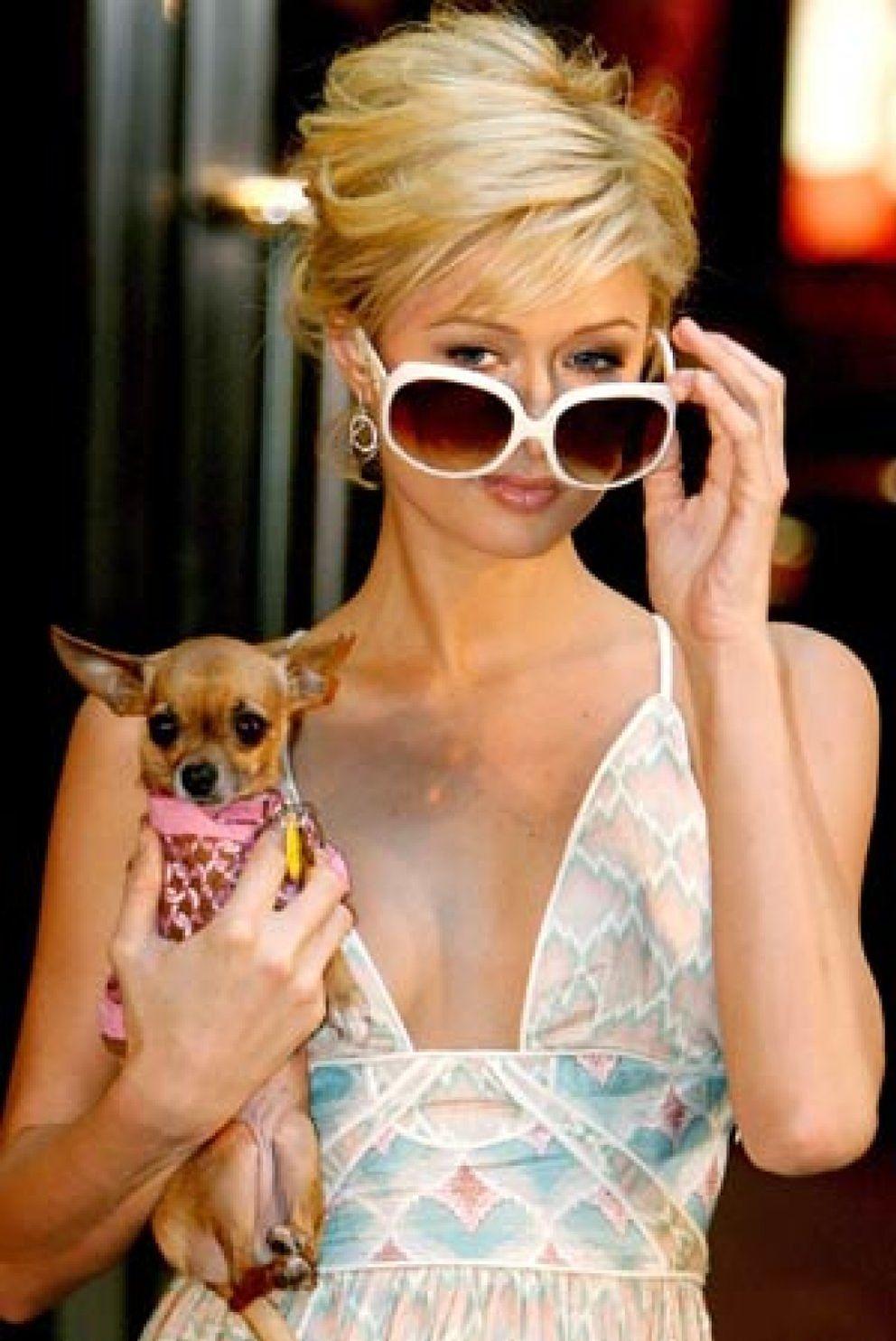 Paris Hilton Y Su Pasión Por Tinkerbell