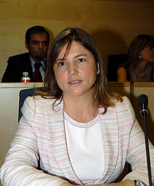 Foto: Belén Húmera, exconcejala de Boadilla.