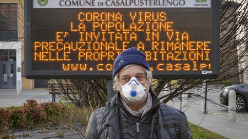 Italia, en alerta ante el centenar de casos de coronavirus y a la caza del paciente 'zero'