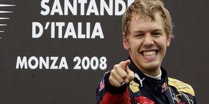 Vettel, nacido para ganar