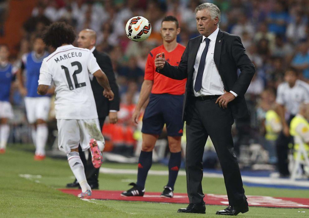 Foto: Pese a la victoria, el Real Madrid no estuvo muy fino ante el Córdoba (EFE)