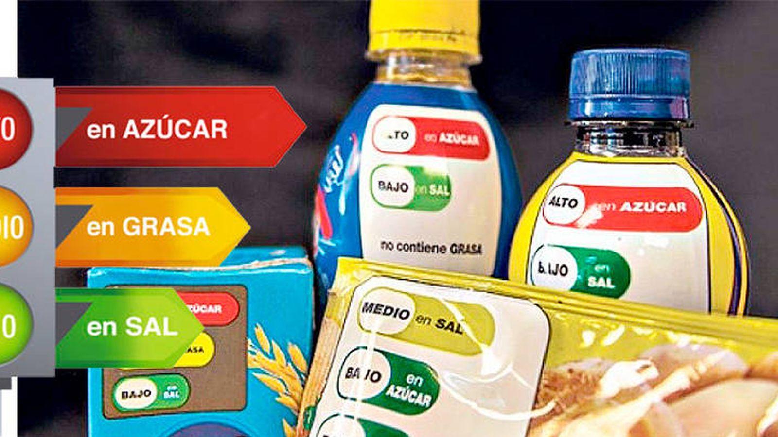Foto: El semáforo nutricional ya está implantado en otros países.