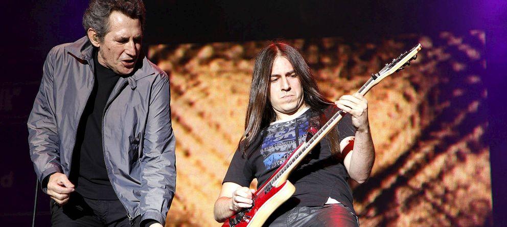 Jorge Salán, la estrella (desconocida) de la guitarra eléctrica