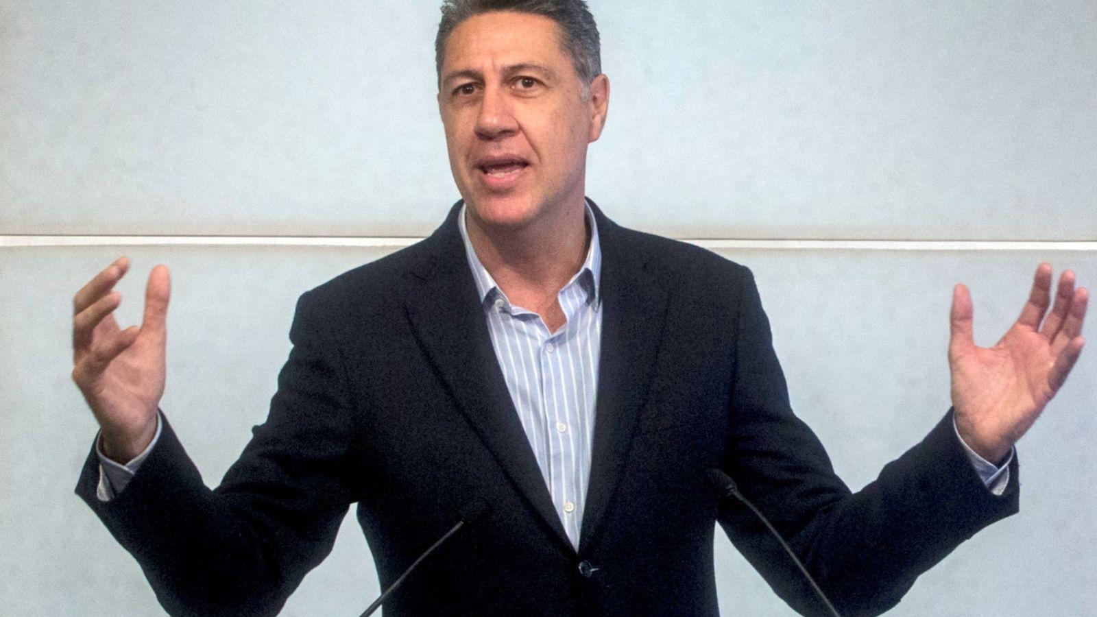 Foto: Xavier García Albiol, presidente del PPC. (EFE)