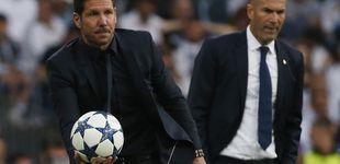 Post de Lo que marcan las agendas de Zidane y Simeone para sus fichajes