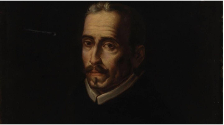 Copia de un retrato de Lope de Vega, anónimo. (Museo del Prado)