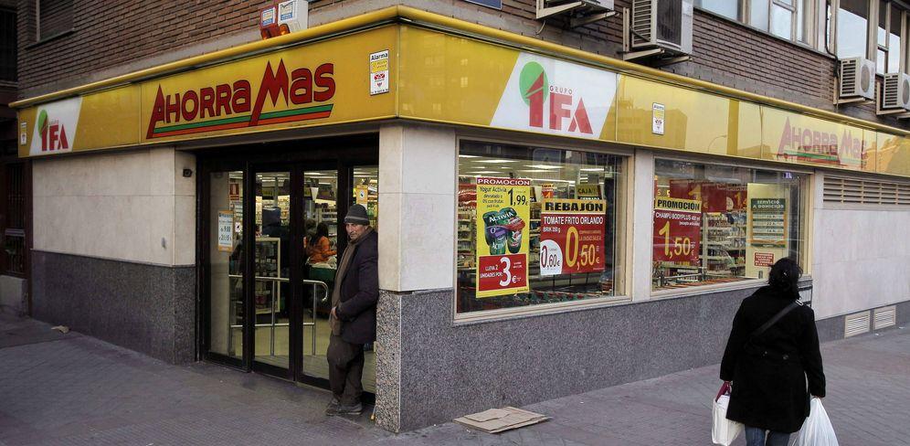 Foto: Ahorramas pisa los talones a Mercadona en Madrid. (EFE)