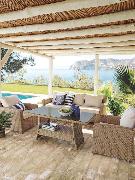 Decoraci n c mo renovar tu terraza o jard n sin dejarte medio sueldo noticias de estilo - El jardin del deseo pendientes ...