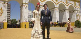 Post de El toque bilbaíno del look de flamenca de Sofía Palazuelo que querrás copiar