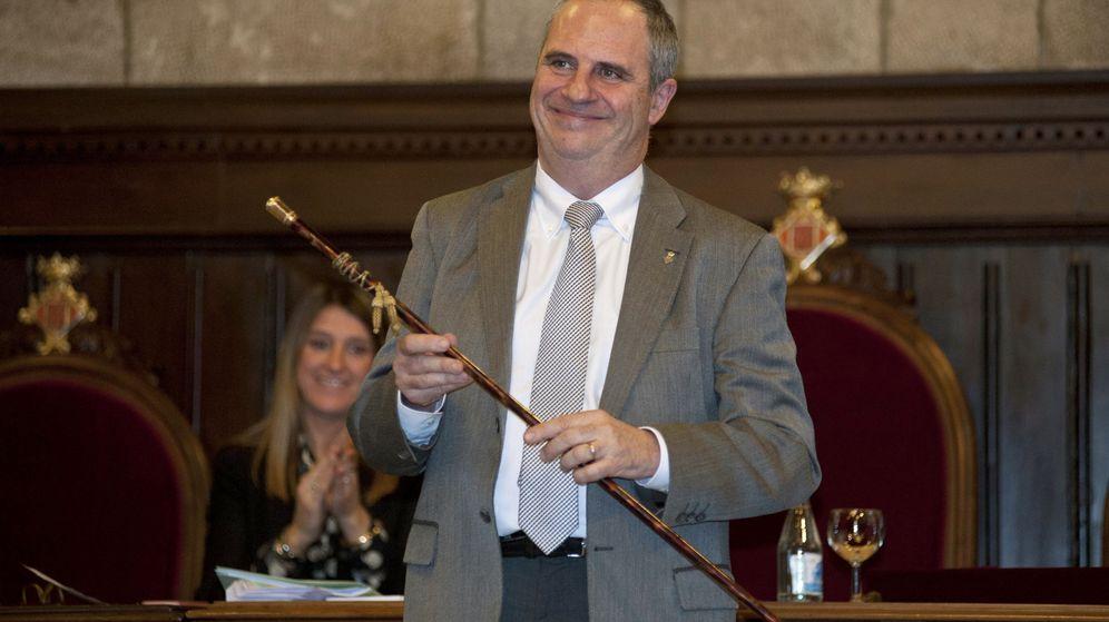 Foto: El alcalde de Gerona y sustituto de Puigdemont, Albert Ballesta . (Efe)