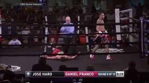 El espeluznante KO que ha dejado en coma a un boxeador