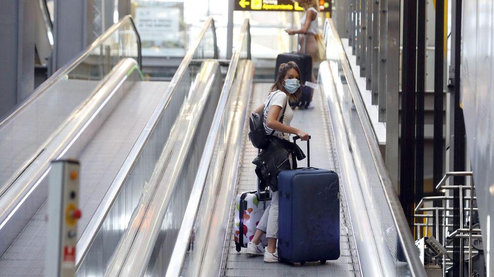 Foto: Terminal 4 del Aeropuerto de Adolfo Suárez Madrid-Barajas, el pasado día 21. (EFE)