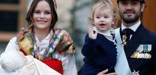 Post de Alejandro de Suecia, de dos años, adelantará a Leonor (10) en tener agenda