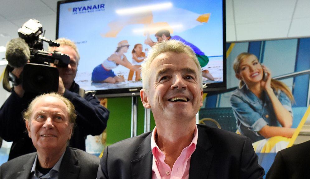 Foto: El CEO de Ryanair, Michael O'Leary. (Clodagh Kilcoyne/Reuters)