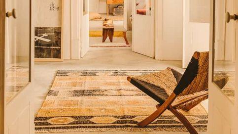 Las alfombras también son para el verano y estas de Zara Home son prueba de ello