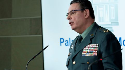 Dimite el número dos de la Guardia Civil por la destitución de Pérez de los Cobos