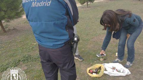 Encuentran salchichas con alfileres y cristales por un parque de Barajas (Madrid)