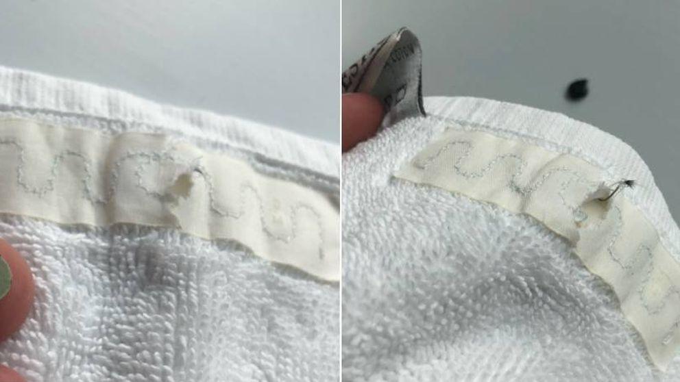 ¿Alguna vez has robado una toalla en un hotel? Ahora ya saben que has sido tú