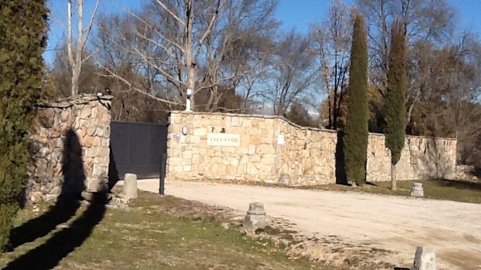 La exmujer de Polanco vende su finca en la sierra de Madrid