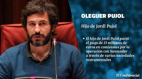 La Fiscalía exculpa a Uro, Property el casero del Santander, en el 'caso Pujol'