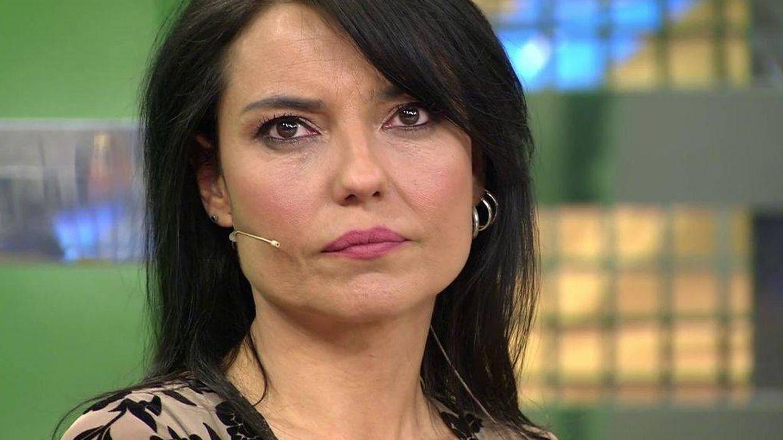 Mari Cielo Pajares, en 'Sálvame'. (Mediaset España)