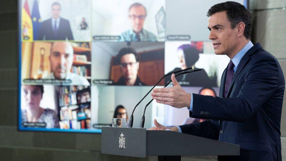 Sánchez advierte de que mantendrá o reforzará el confinamiento si hay repunte