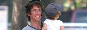 Foto: El juez impone que una niñera acompañe a Colate siempre que vea a su hijo