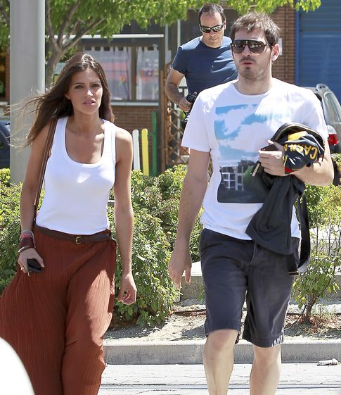 Foto: Sara Carbonero e Iker Casillas en una imagen de archivo (Gtres)