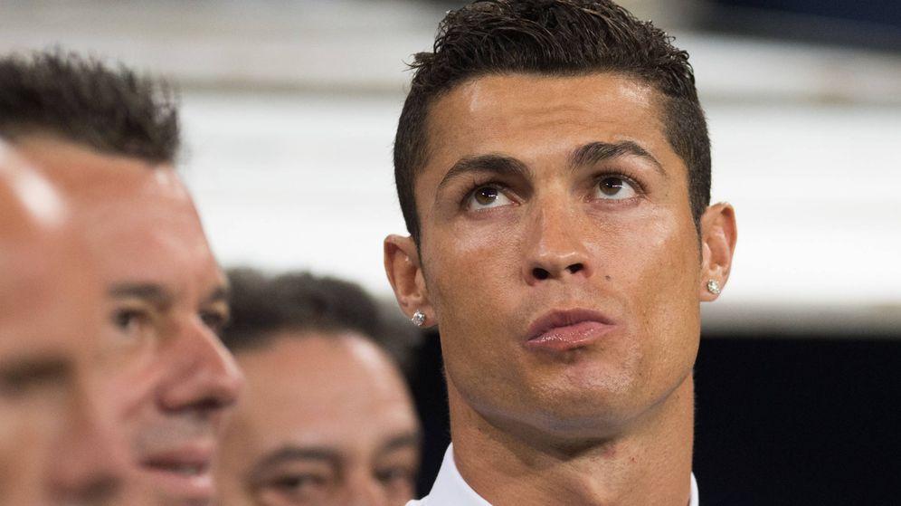Foto: Cristiano Ronaldo en una imagen de archivo. (Gtres)