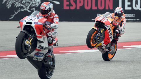 Guerra fría entre los fabricantes de MotoGP