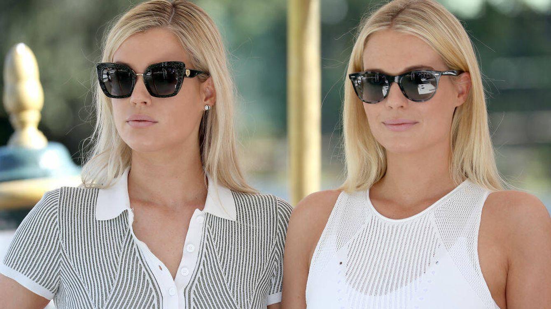 Las gemelas Spencer, Adriana Lima... Arranca la segunda mañana del Festival de Venecia