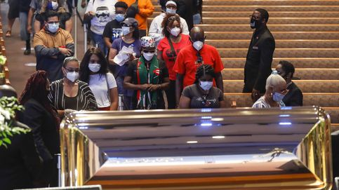 Último adiós a George Floyd y manifestación contra despidos en Ecuador: el día en fotos