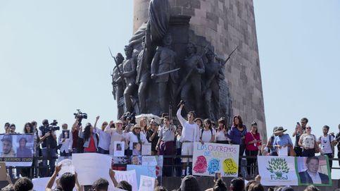 Desaparición de estudiantes de cine en México