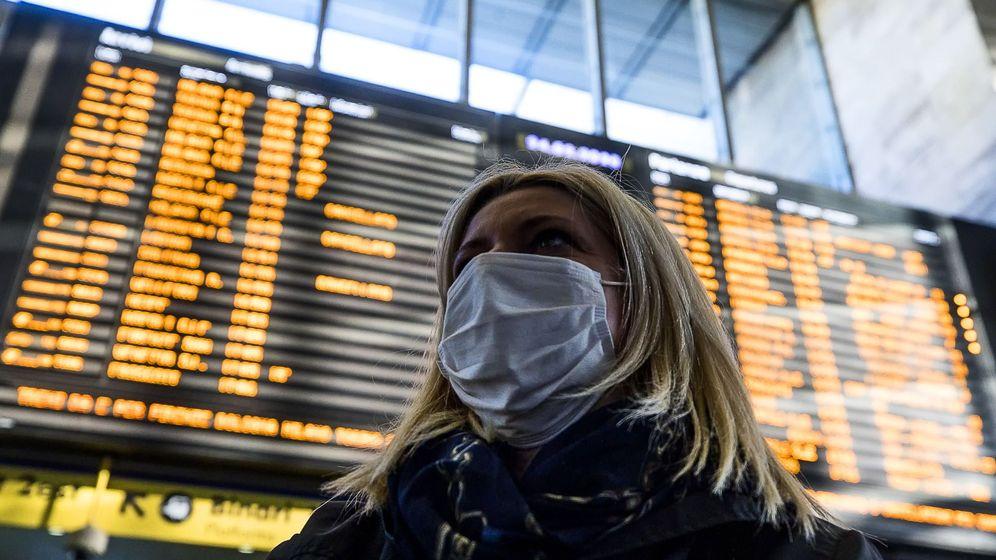 Foto: Italia afronta el mayor brote del coronavirus en Europa. (EFE)