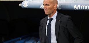 Post de Se confirman los temores de Zidane: falta un delantero con gol y un central