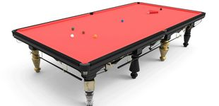 Post de La extraordinaria mesa de billar 'Metamorphosis Snooker Table'