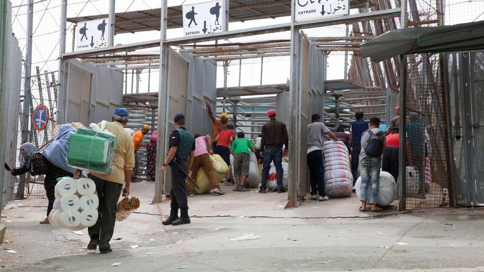Rabat aprieta las tuercas a Melilla y veta sus exportaciones a Marruecos por la Península