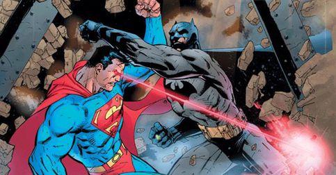 Al final, Batman supo cómo vencer a Superman