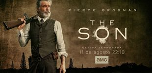 Post de 'The Son', la serie de Pierce Brosnan estrena su segunda temporada en AMC