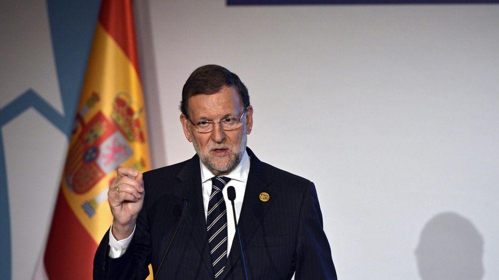 Foto: El presidente del Gobierno español, Mariano Rajoy. (EFE)