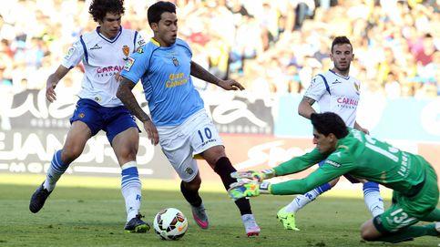 Las Palmas tendrá que remontar al Zaragoza y a su pasado para ascender
